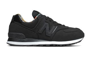 New Balance 574 V2 BLACK