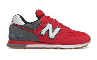New Balance ML574 ROUGE ML574SKD