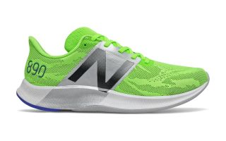 New Balance FUELCELL 890 V8 VERDE LIME
