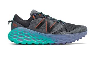 New Balance FRESH FOAM MORE TRAIL V1 GRIS MUJER WTMORGG