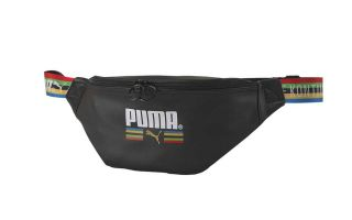 Puma FANNY PACK ORIGINALS TFS BLACK UNISEX