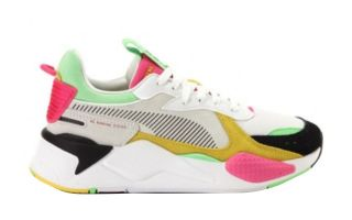 Puma RS-X REINVENTION BLACK WHITE WOMEN