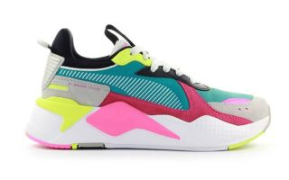 RS-X REINVENT GREEN WOMEN