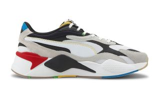 RS-X3 UNITY WHITE BLACK UNISEX