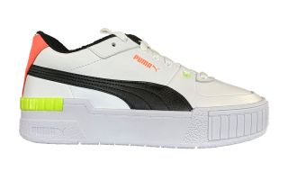 <center><b>Puma</b><br > <em>CALI SPORT WHITE BLACK WOMEN</em>