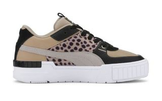 Puma CALI SPORT W.CATS BEIGE BLACK WOMEN
