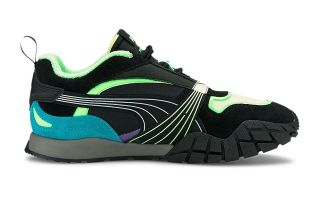 Puma KYRON BONFIRES GREEN BLACK WOMEN