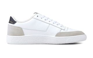 PUMA RALPH SAMPSON MC CLEAN WEI� BLAU UNISEX 37406802
