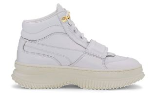 Puma DEVA BOOT WHITE WOMAN