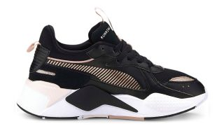 Puma RS-X MONO METAL BLACK PINK WOMEN