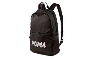Puma BASIC BACKPACK DAYPACK BLACK WOMEN