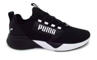 Puma RETALIATE NERO BIANCO