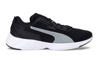 Puma SPACE RUNNER NEGRO BLANCO 19372301