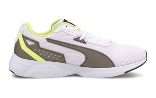 Puma SPACE RUNNER WHITE GREY