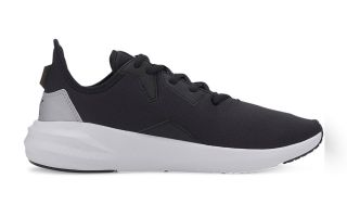 Puma PLATINUM BLACK WHITE WOMEN