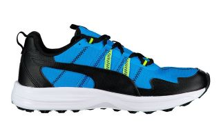 Puma ESCALATE RESIST BLEU NOIR 19413902