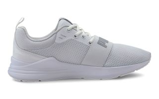 PUMA WIRED BLANCO GRIS MUJER 37301502