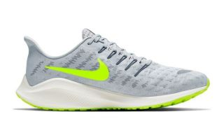 Nike AIR ZOOM VOMERO 14 GRIS VERDE FL�OR AH7857-009
