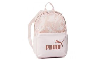 Puma MOCHILA CORE UP ROSA