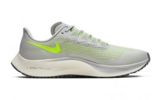 Nike AIR ZOOM PEGASUS 37 GRIS FL�OR BQ9646-003