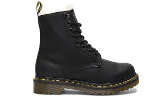 Dr martens PASCAL 8-EYE BLACK WOMEN