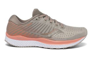 Saucony GUIDE 13 GRIS CORAL MUJER S10548-30