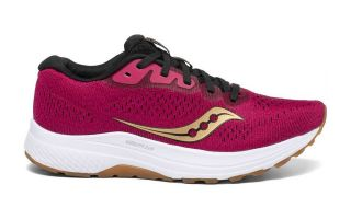 Saucony CLARION 2 BERRY GOLD WOMEN