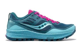 Saucony XODUS 10 BLUE PURPLE WOMEN