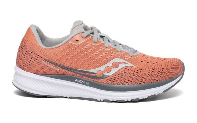Ride 13 Coral Gris Mujer S10579-30