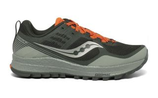 Saucony XODUS 10 GREY BLACK