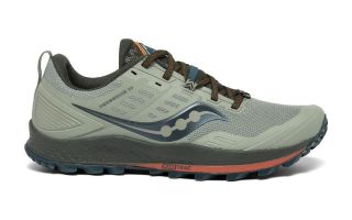 Saucony PEREGRINE 10 GREY ORANGE