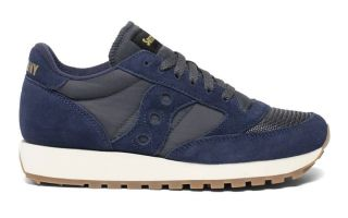 Saucony JAZZ ORIGINAL VINTAGE BLU DENIM DONNA