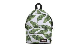 EASTPAK MOCHILA ORBIT BRIZE LEAVES NATURAL