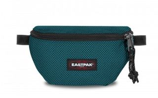EASTPAK FANNY PACK SPRINGER MESHKNIT BLUE