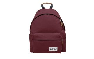 EASTPAK BACKPACK PADDED PAK R BURGUNDY GRADED BRISK