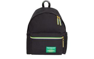 EASTPAK BACKPACK PADDED PAK R HAVAIANAS BLACK