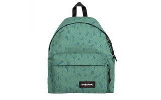 EASTPAK BACKPACK PADDED PAK R BLOCKS MELTED