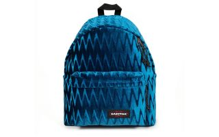 EASTPAK BACKPACK PADDED PAK R VELVET BLUE