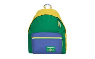 EASTPAK BACKPACK PADDED PAK R HAVAIANAS MIX GREEN