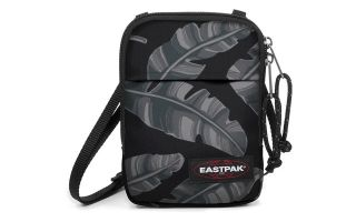 EASTPAK BUDDY BRIZE LEAVES BLACK EK000724C10