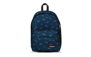 EASTPAK MOCHILA  OUT OF OFFICE AZUL FLORAL