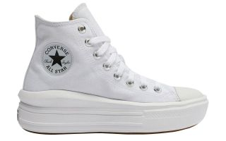 Converse CHUCK TAYLOR ALL STAR MOVE BLANCO MUJER CV568498C