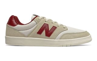 New Balance ALL COASTS 425 BEIGE ROJO AM425TNB