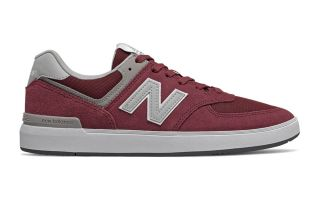 NEW BALANCE ALL COASTS 574 ROJO AM574BRB