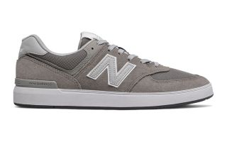 New Balance ALL COASTS 574 GRIS AM574GRR