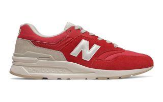 New Balance 997H RED