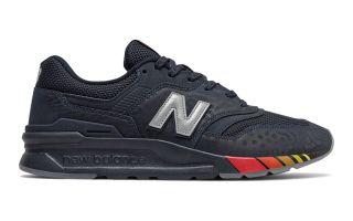 New Balance 997H NERO