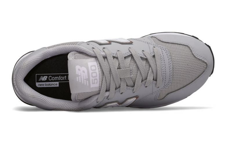 New Balance 500 Grey Women - Classic Design