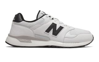 New Balance 570 BLANCO NEGRO ML570BNF