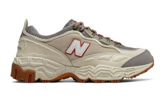 New Balance 801 V1 CLASSIC ROUGE GRIS ML801NCX
